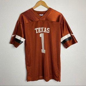 Texas Longhorns Mesh Football Jersey #1